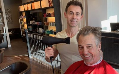 Patient Spotlight – Toronto Celeb Hair Stylist AL SHAMAS